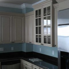 interior kitchen painting
